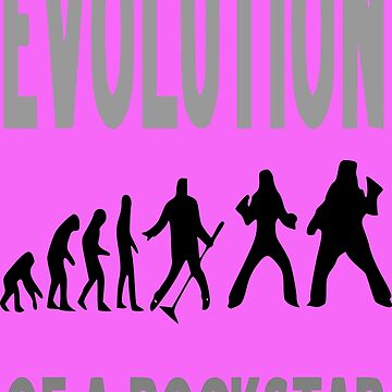 Elvis evolution by Grobie