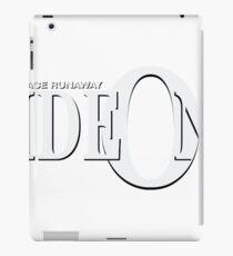 Space Runaway Ideon Logo iPad Case/Skin