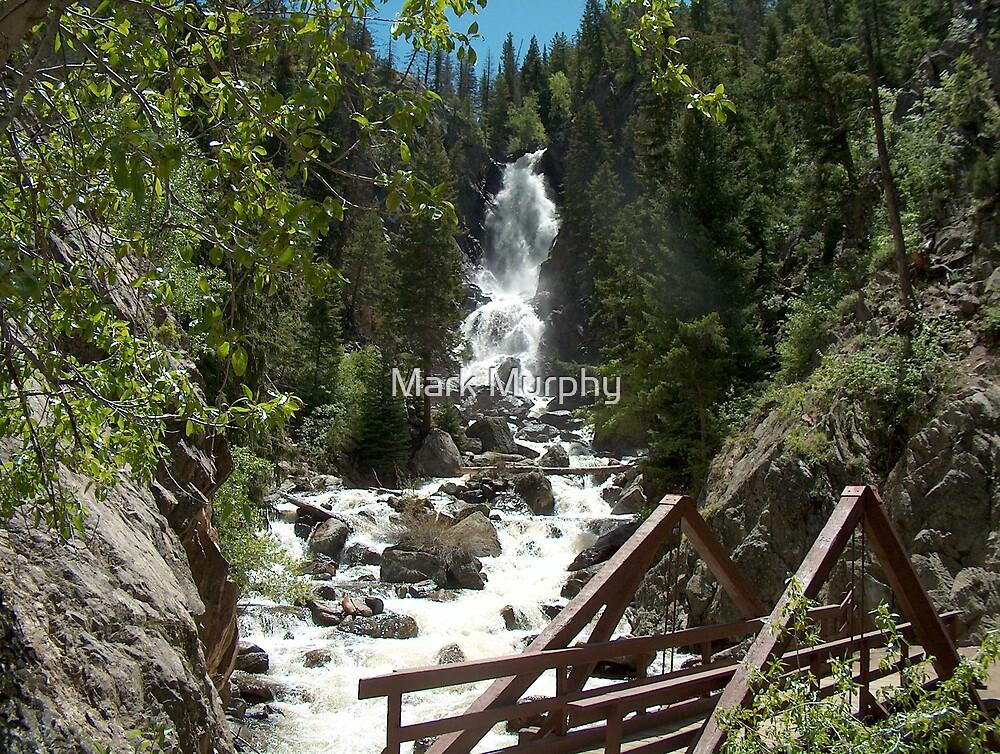 Fish Creek Falls: Steamboat Springs, CO by Mark Murphy