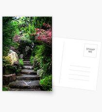 Botanical Postcards