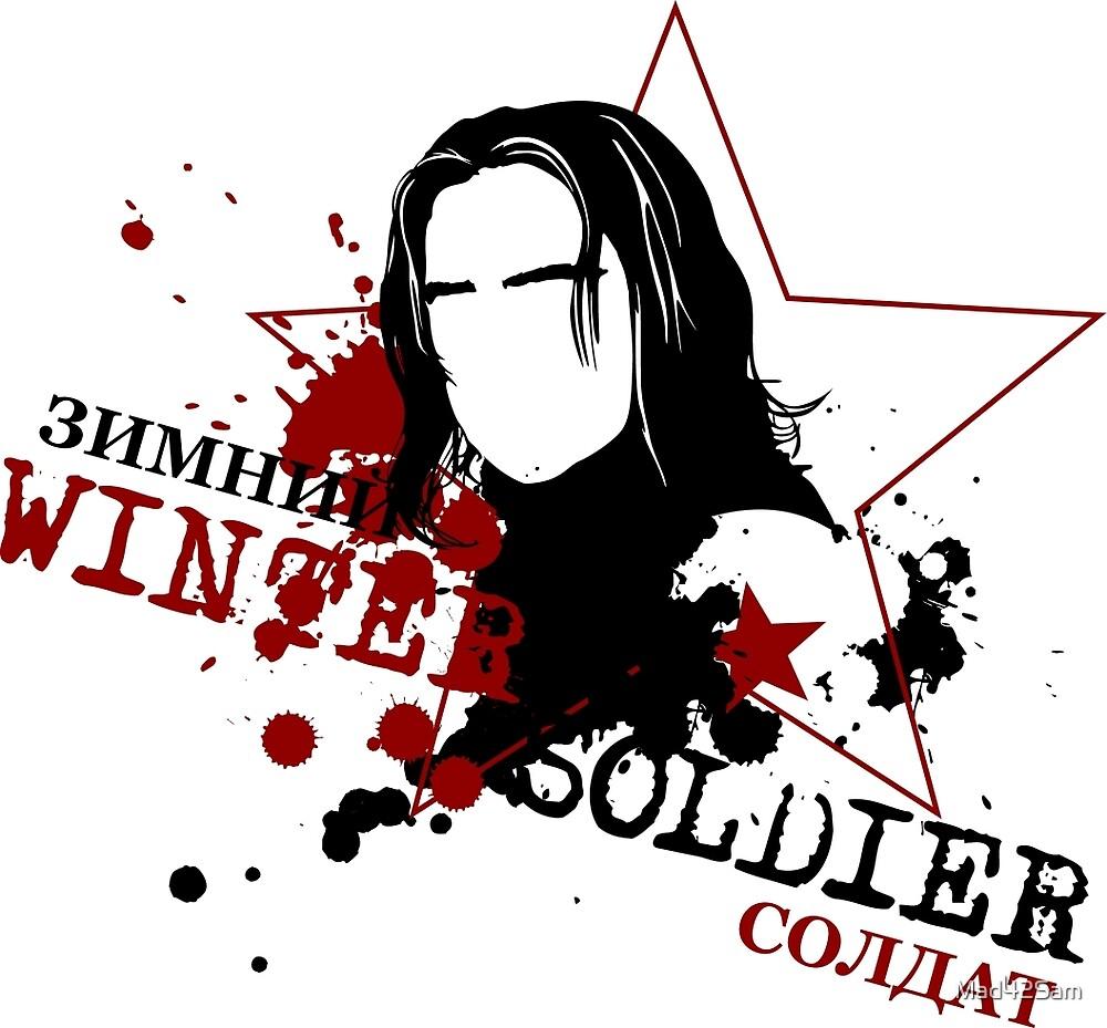Zimnii Soldat by Mad42Sam