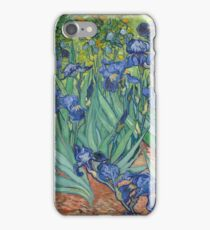 Irises by Vincent Van Gogh iPhone Case/Skin