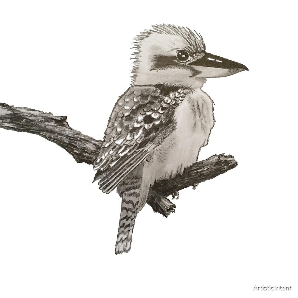 Kookaburra by ArtisticIntent