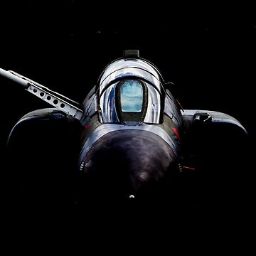 RAF F-4 Phantom head-on by captureasecond