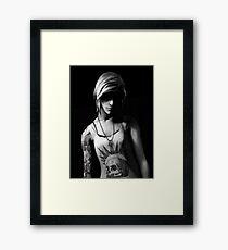 Chloe Price - Life is Strange Framed Print