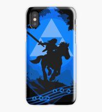 Zelda triforce iPhone Case/Skin
