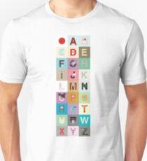 Helvetica meets 日本 Unisex T-Shirt