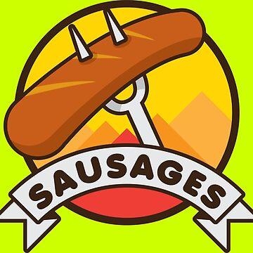 Sausages by TuripuruSan