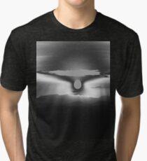 The Moon #1 Tri-blend T-Shirt