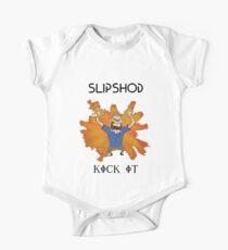 SLIPSHOD KICK IT! One Piece - Short Sleeve