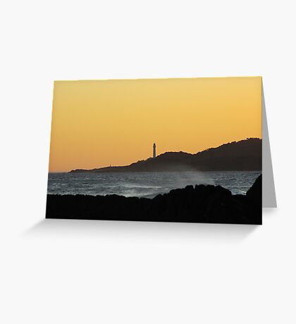 Point Hicks Lighthouse 08 Greeting Card