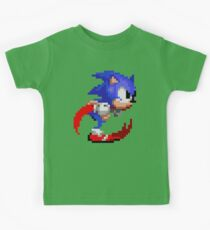 Super Sonic Speed Kids Tee