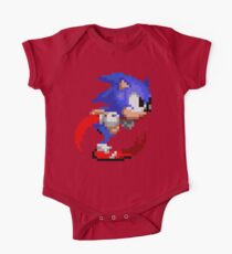 Super Sonic Speed Kids Clothes