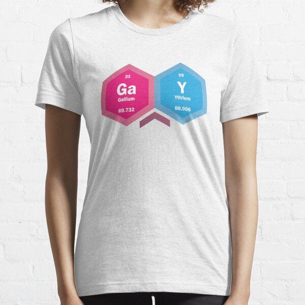 Ga Y [periodic table] Essential T-Shirt