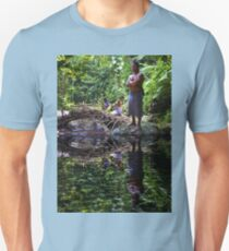 Reflecting On Life Unisex T-Shirt