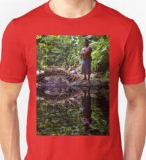 Reflecting On Life Unisex T-Shirt