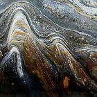 Mountains into a Rock...Tasmania by Angelika  Vogel
