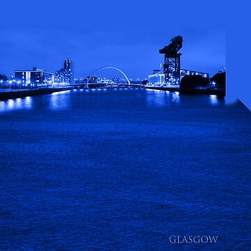 Glasgow river clyde by harkness1991