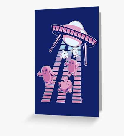 Up, Up and Away... Greeting Card
