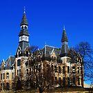 The Castle at Park University by Jelderkc