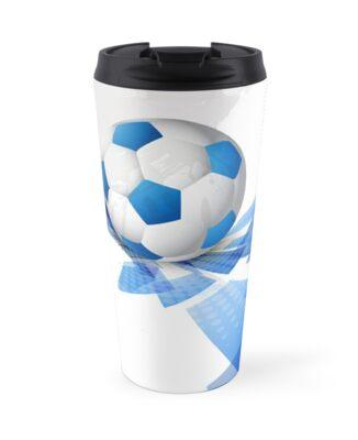 Soccer Ball by longdistgramma