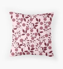 color 2 Throw Pillow