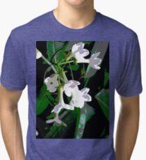 Stephanotis Tri-blend T-Shirt