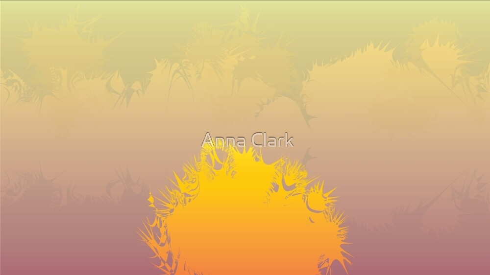 Shards of a Sunset by Anna Clark
