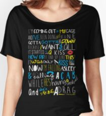 mr. brightside the KILLERS Women's Relaxed Fit T-Shirt