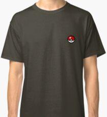 Pixel Art Pokéball Classic T-Shirt