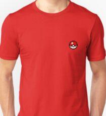 Pixel Art Pokéball Unisex T-Shirt