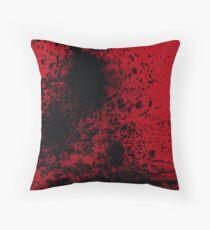 Splatter Throw Pillow