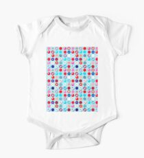 TAKE ON DOTS 1 One Piece - Short Sleeve