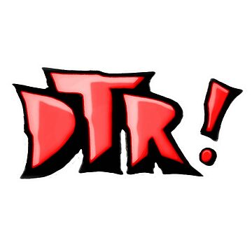 DTR! - DTR! by -Dien