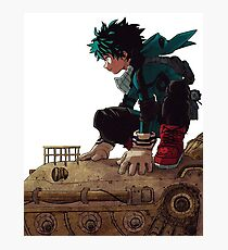 My Hero Academia #01 Photographic Print