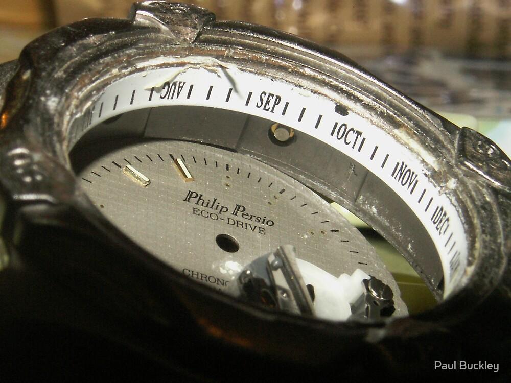 Broken Time by Paul Buckley
