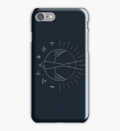 Swallow The Sun iPhone Case/Skin