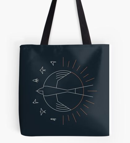 Swallow The Sun Tote Bag