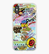 Childhood Tv iPhone Case