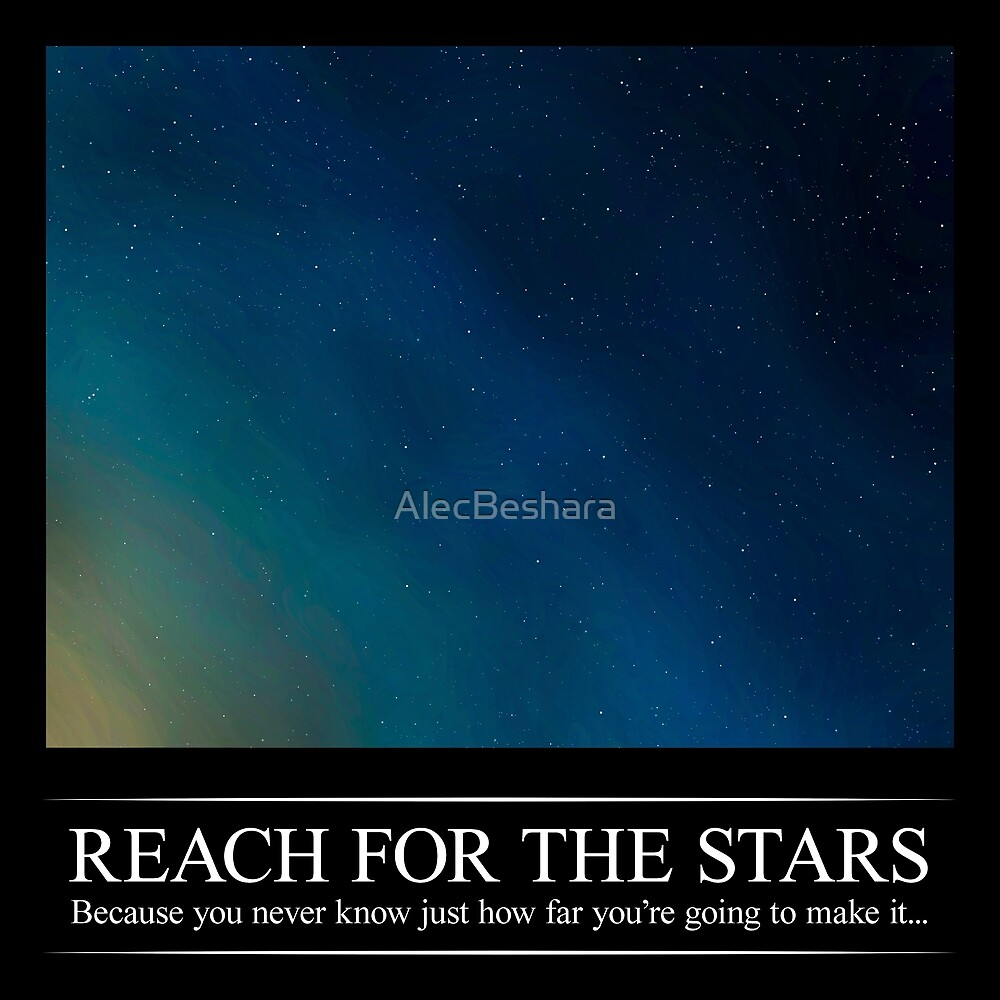 Reach for the Stars by AlecBeshara