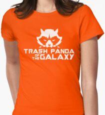 Trash Panda Womens Fitted T-Shirt