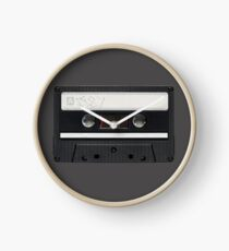 1987 Mix Tape Clock
