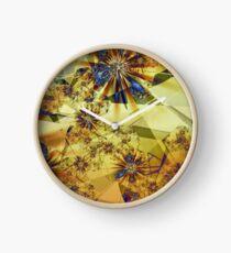 Hot Wind Clock