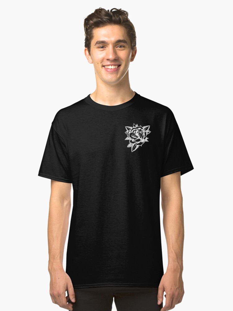 Minor Rose Classic T-Shirt Front