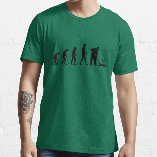 Evolution Gardening Essential T-Shirt