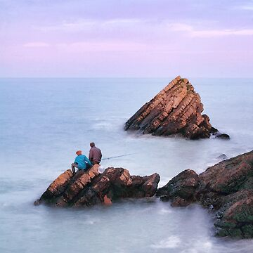 Fishing with Dad by chuckirina