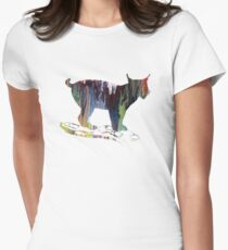 Lynx  Womens Fitted T-Shirt