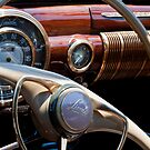 1941 Lincoln Continental by dlhedberg