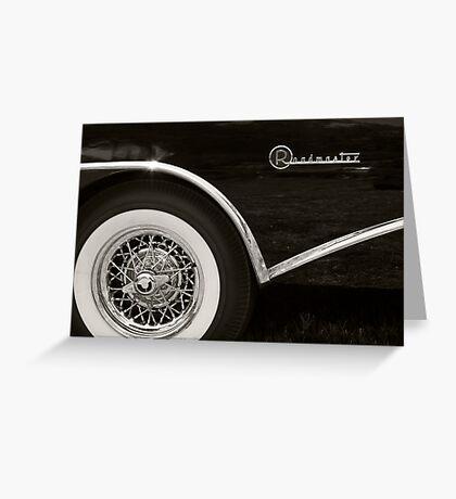 1954 Buick Roadmaster Greeting Card