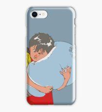 OTOMO - LAMP HUG iPhone Case/Skin